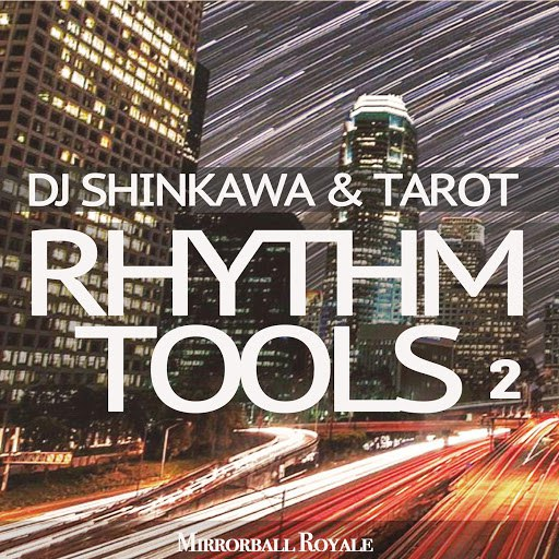 Tarot альбом DJ Shinkawa & Tarot Rhythm Tools 2