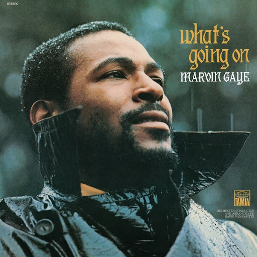 Marvin Gaye альбом What's Going On (40th Anniversary)