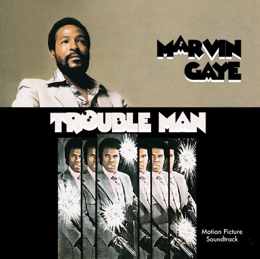 Marvin Gaye альбом Trouble Man