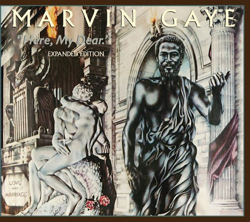 Marvin Gaye альбом Here My Dear (Expanded Edition)