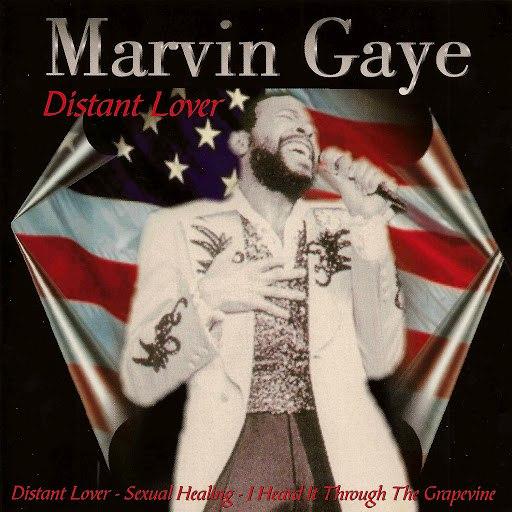 Marvin Gaye альбом Distant Lover