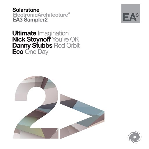 Solarstone альбом Electronic Architecture 3 Sampler 2