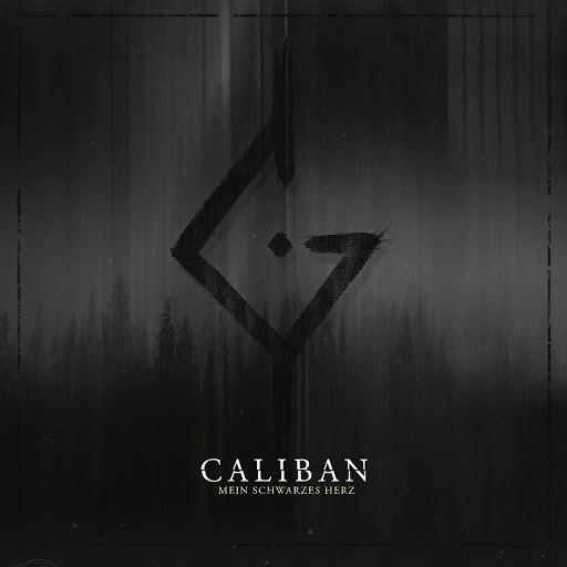 Caliban альбом Mein schwarzes Herz