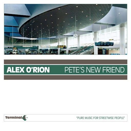 Alex O'Rion альбом Alex O'Rion EP1