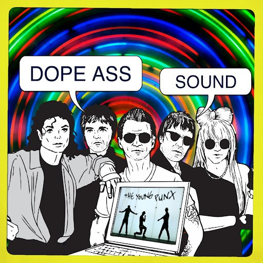 The Young Punx альбом Dope Ass Sound