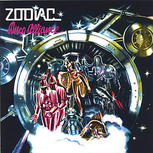 Zodiac альбом Disco Alliance/Music In Universe