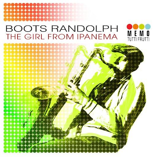 Boots Randolph альбом The Girl From Ipanema