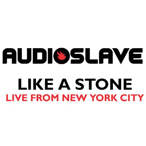 Audioslave альбом Like A Stone - Live from New York City