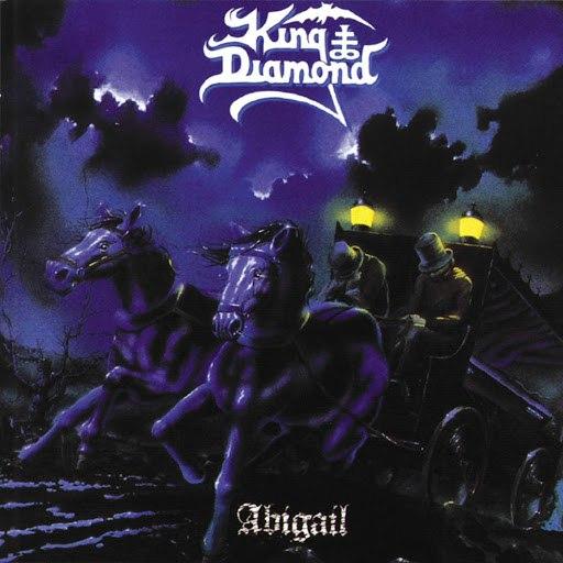 King Diamond альбом Abigail