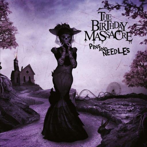 The Birthday Massacre альбом Pins and Needles