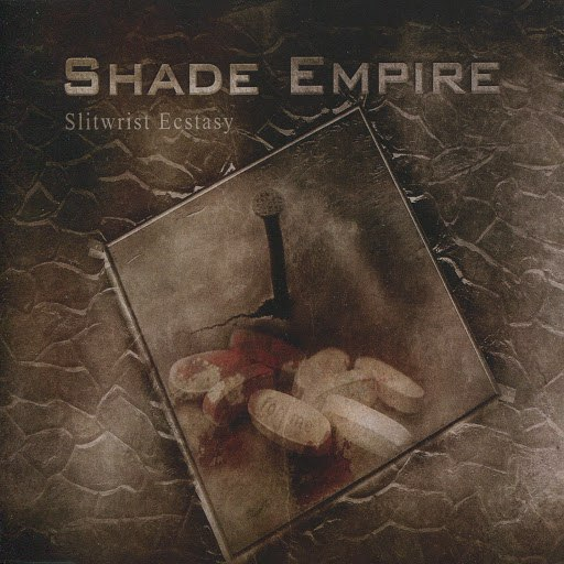 Shade Empire альбом Slitwrist Ecstasy