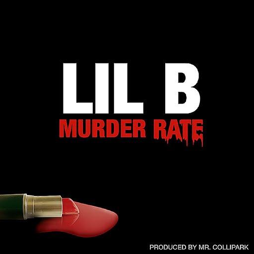 Lil B альбом Murder Rate