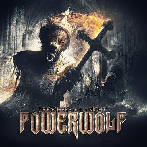 Powerwolf альбом Preachers Of The Night