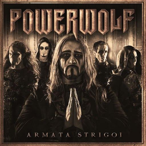 Powerwolf альбом Armata Strigoi