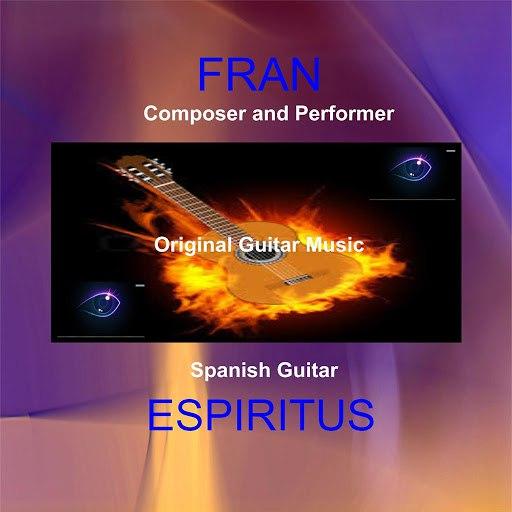 Fran альбом Spanish Guitar Espiritus