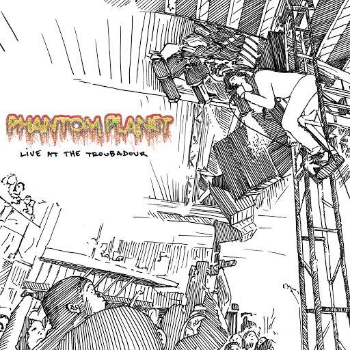 Phantom Planet альбом Live at the Troubadour
