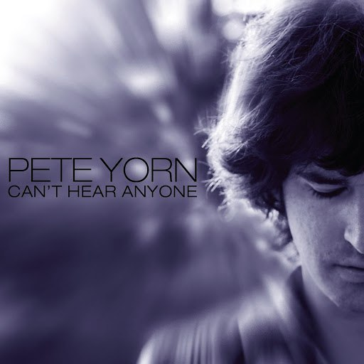 Pete Yorn альбом Can't Hear Anyone
