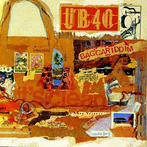 UB40 альбом Baggariddim