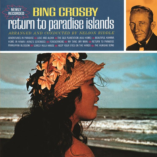 Bing Crosby альбом Return To Paradise Islands (Deluxe Edition)
