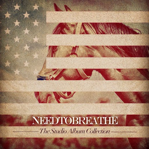 Needtobreathe альбом The Studio Album Collection: 2006-2011
