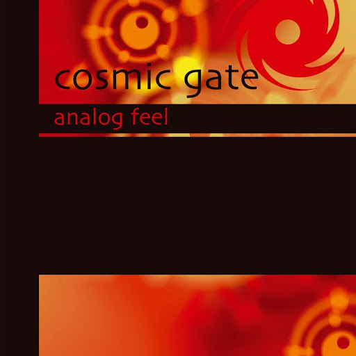 Альбом Cosmic Gate Analog Feel
