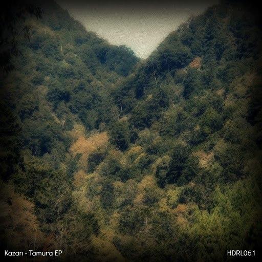 Альбом Kazan Tamura EP