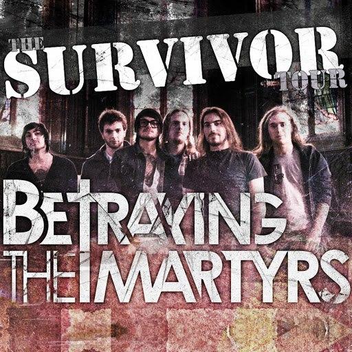 Betraying The Martyrs альбом Survivor