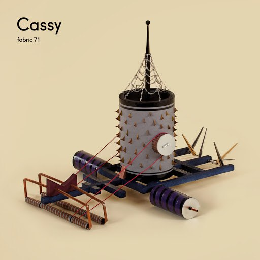 Cassy альбом fabric 71: Cassy