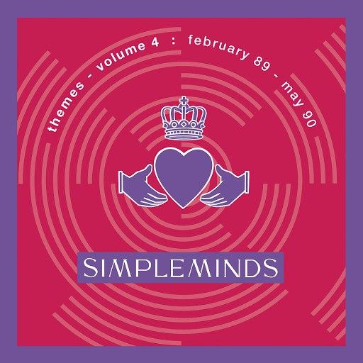 Simple Minds альбом Themes - Volume 4