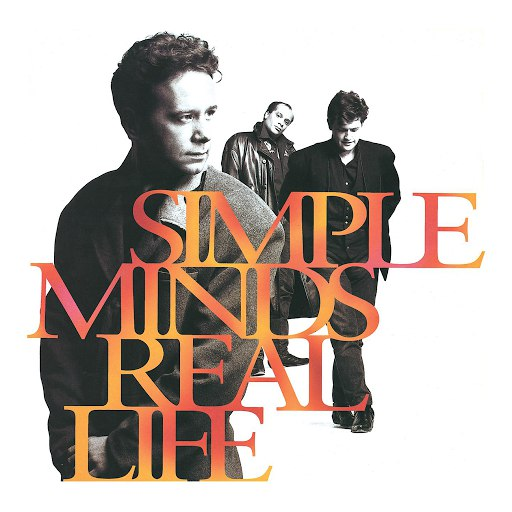 Simple Minds альбом Real Life