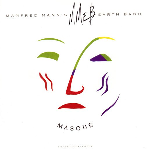 Manfred Mann's Earth Band альбом Masque