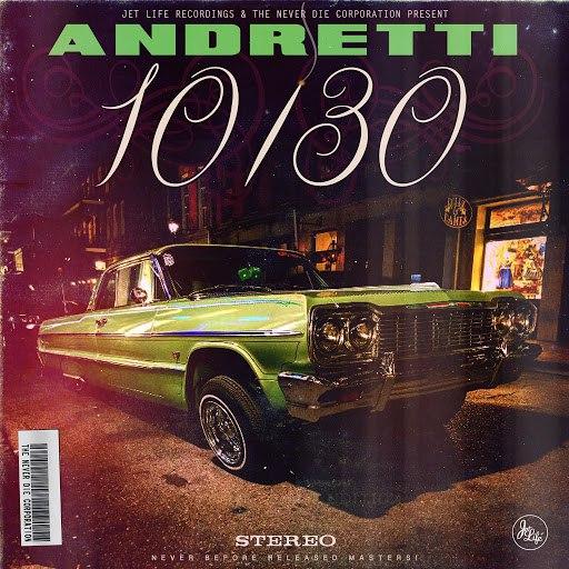 Curren$y альбом Andretti 10/30