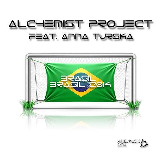Alchemist Project альбом Brasil Brasil 2014