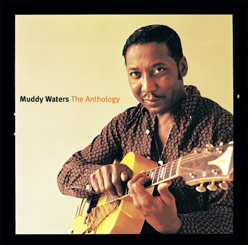 Muddy Waters альбом The Anthology