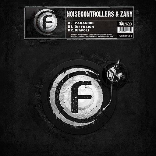 Noisecontrollers альбом Paranoid