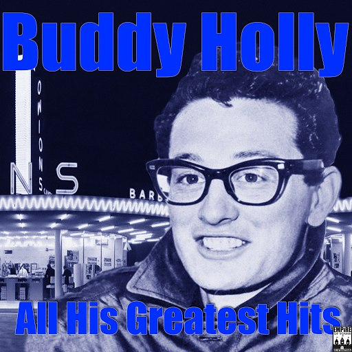 Buddy Holly альбом All His Greatest Hits
