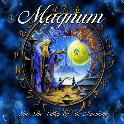 Magnum альбом Into The Valley Of The Moon King