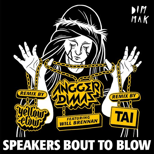 Angger Dimas альбом Speakers Bout To Blow (feat. Will Brennan) [Remixes]