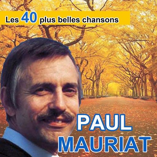 Поль Мориа альбом Les 40 plus belles chansons de Paul Mauriat