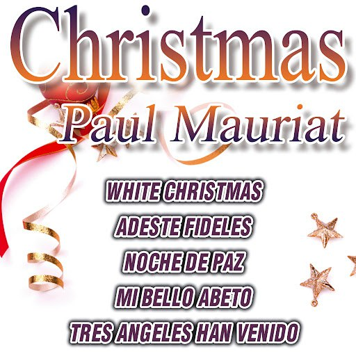 Поль Мориа альбом Christmas Songs