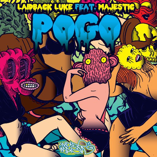 Laidback Luke альбом Pogo