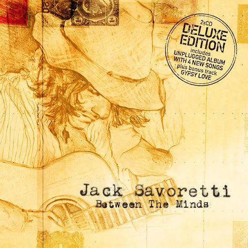 Jack Savoretti альбом Between The Minds - Deluxe Edition