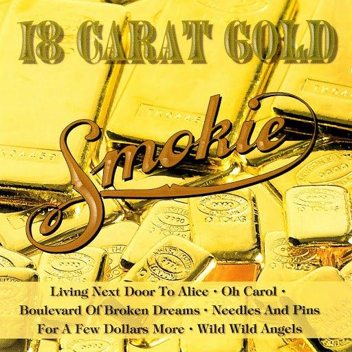 Smokie альбом 18 Carat Gold