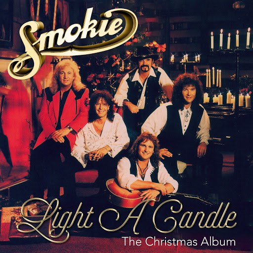 Smokie альбом Light a Candle (The Christmas Album)