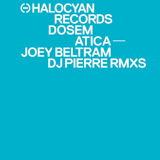 Dosem альбом Atica Remixes