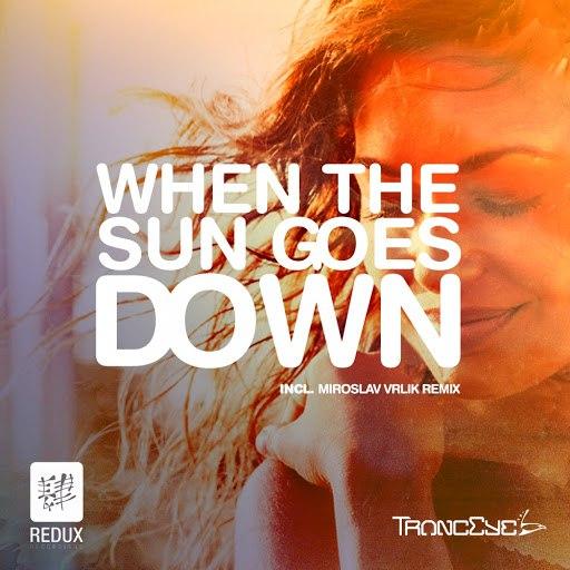TrancEye альбом When The Sun Goes Down