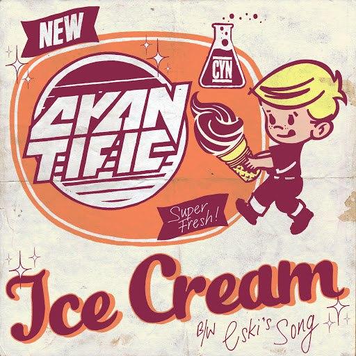 Cyantific альбом Ice Cream