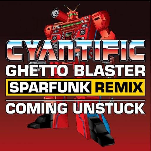 Cyantific альбом Ghetto Blaster (Remix)