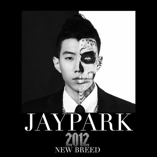 Jay Park альбом New Breed