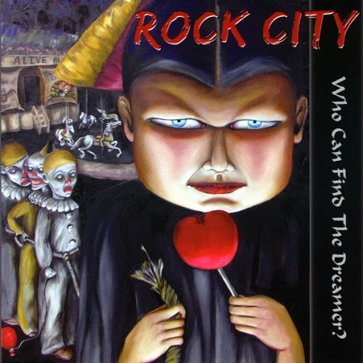 Rock City альбом Who Can Find The Dreamer?